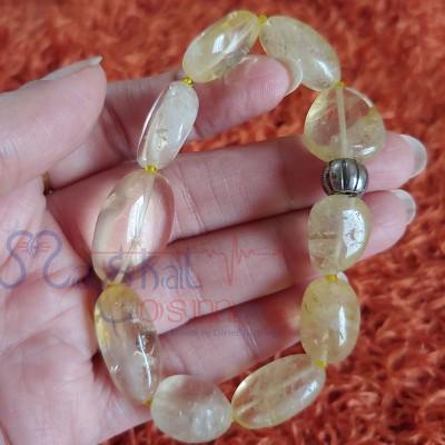 Citrine Tumble Bracelet