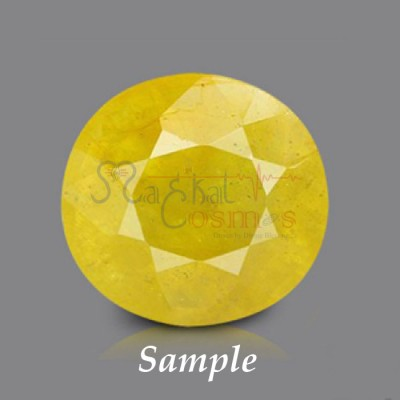 Yellow Sapphire (Pukhraj) - Bangkok (Basic)