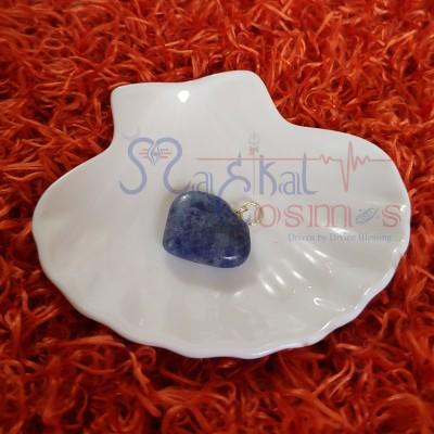 Lapis Lazuli Heart Shape Pendant S