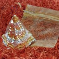 Meru Shri Yantra Ashtadhatu