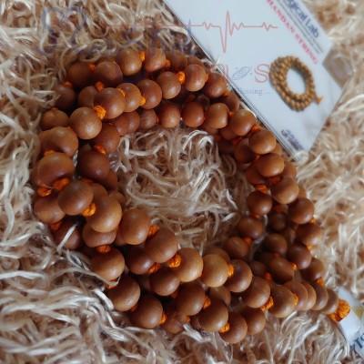White Sandalwood Rosary (Chandan Jaap Mala)