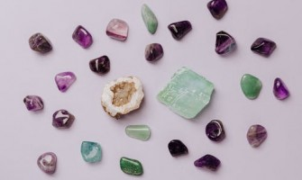 Healing Crystals:  Shield of Energy Around You